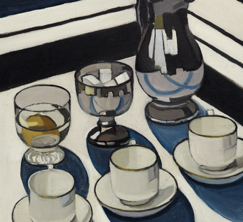 Morning Tea  Making Modernism image