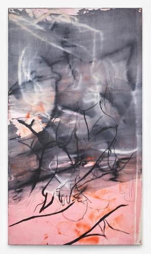 Rita Ackermann KLINE RAPE image