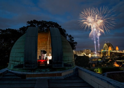 New Year's Eve at Sydney Observatory image