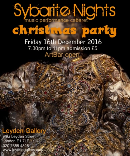 Sybarite Nights 16th December  image
