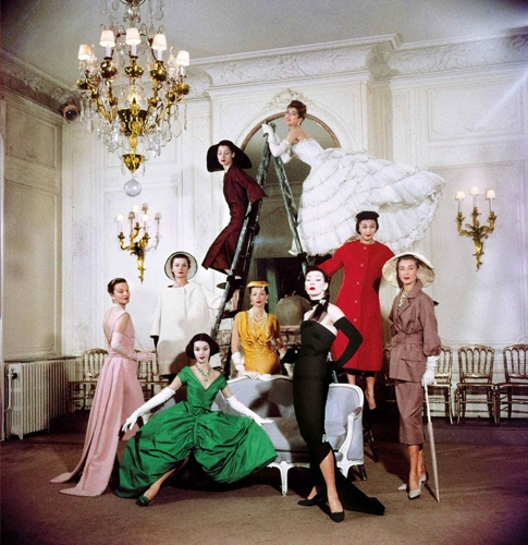 The House Of Dior: Seventy Years Of Haute Couture image