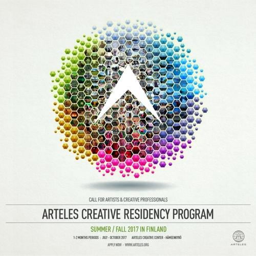 Arteles Creative Residency Program 2017 image