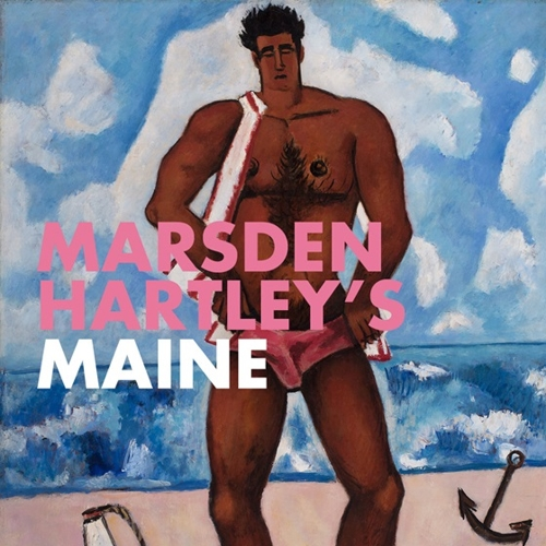 Marsden Hartley's Maine image