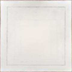 Two White Squares on White image