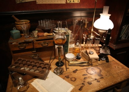 The International Exhibition of Sherlock Holmes image