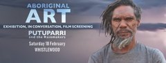 Aboriginal Art: Exhibition Opening, In Conversation, Film Screening image