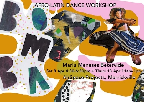 Afro-Latin Dance Workshops image