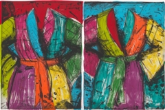 Jim Dine: A Life in Print  image