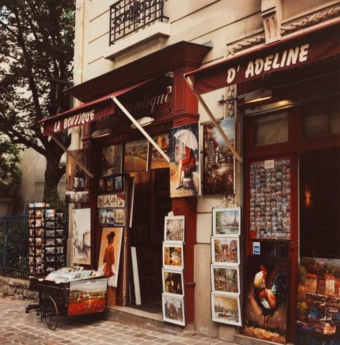 """""""Shopfront Montmartre"""" image"""