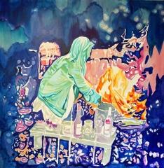 Valentina Palonen - Hands Like Water  image