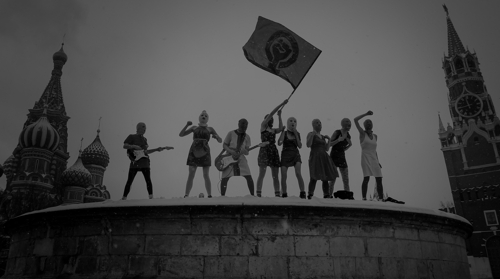 Act and Punishment: Pussy Riot image