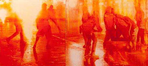Robert Boynes, 'Infinite Red' 2017 image