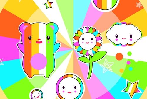 Hyper Dimensional Friends // Dai Ga Pang Yau image