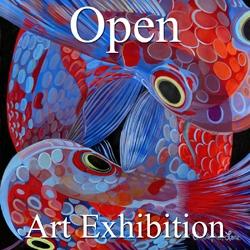Open 2017 Online Art Exhibition image