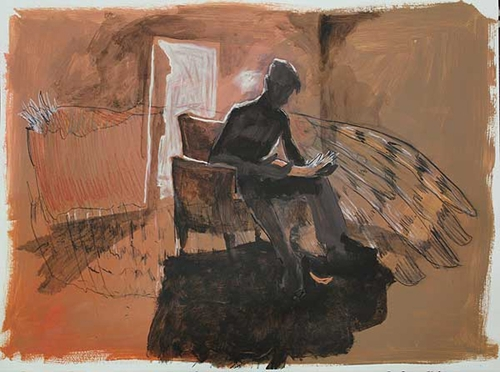 Todd Fuller, 'Icarus of the Hill'  image