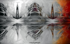 Descending into Escapism Series 1: Vaydra Wright  image