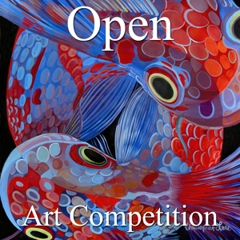 """8th Annual """"Open"""" (No Theme) Online Art Competition image"""