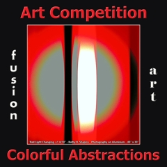 4th Annual Colorful Abstractions Art Competition image