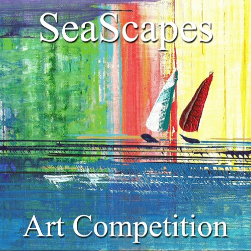 "8th Annual ""SeaScapes"" Online Art Competition image"