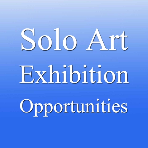 "4 Solo Art Exhibition Opportunities – ""Solo Art Series #11"" image"