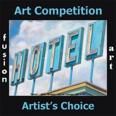 4th Annual Artist's Choice Art Competition image