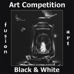 3rd Annual Black & White Art Competition image