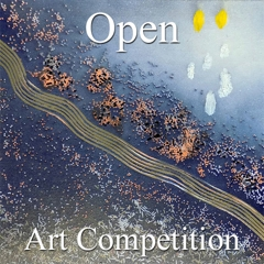 """Call for Art - 9th Annual """"Open"""" (No Theme) Online Art Competition image"""