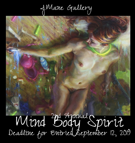2nd Annual Mind Body SPirit Art Show image