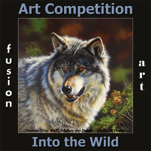 "2nd Annual ""Into the Wild"" Quarterly Art Competition image"