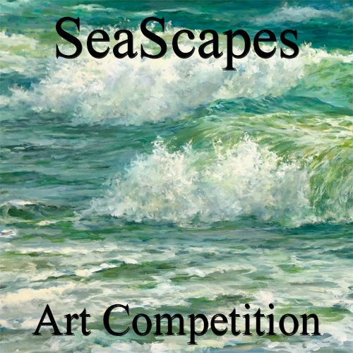 "9th Annual ""SeaScapes"" Online Art Competition  image"