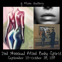 2nd Annual Mind Body Spirit Online Art Show image