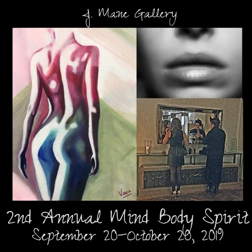 2nd Annual Mind Body Spirit Online Art Show image