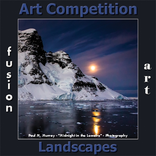 5th Annual Landscapes Art Competition image