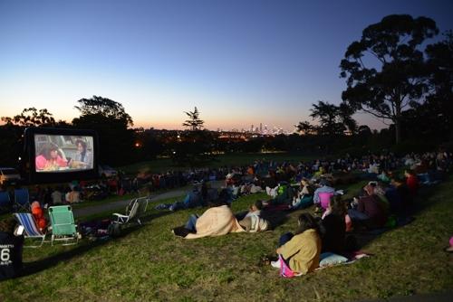Cinema in the Park image