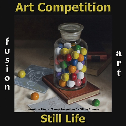 Call for Artists - Still Life Art Competition image