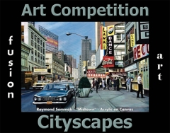5th Annual Cityscapes Art Competition image