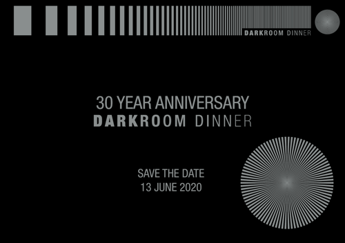 MGA 30 Year Anniversary Darkroom Dinner image