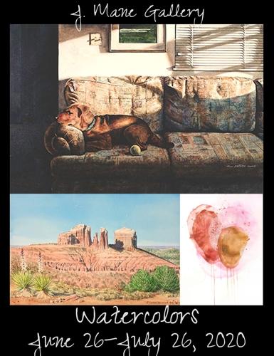 Watercolors 2020 image