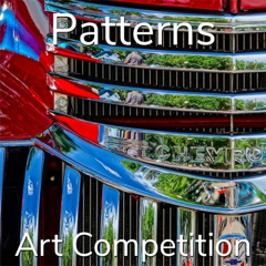 """4th Annual """"Patterns, Textures & Forms"""" Online Art Competition image"""