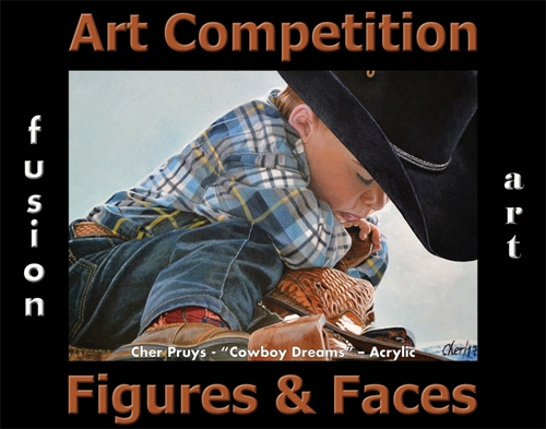 6th Annual Figures & Faces Art Competition image
