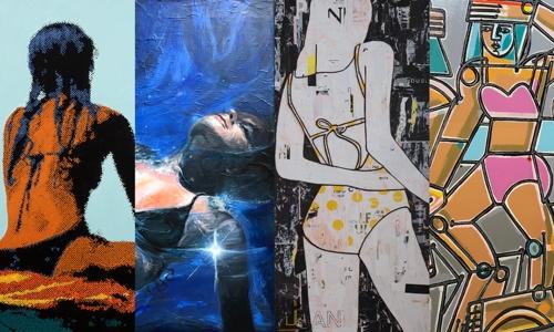 JoAnne Artman Gallery, Presents: SUBMERGED:  image