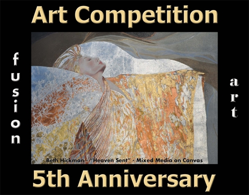 5th Anniversary Art Competition - Deadline Extended to October 10, 2020 image