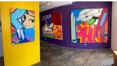 "JoAnne Artman Gallery, Presents: John ""CRASH"" Matos: CELEBRATING 45 YEARS image"