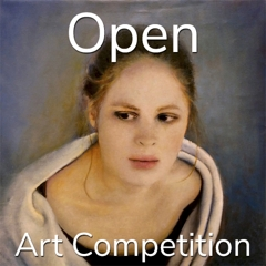 """10th Annual """"Open"""" (No Theme) Online Art Competition  image"""