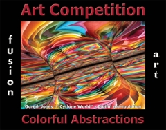 6th Annual Colorful Abstractions Art Competition image