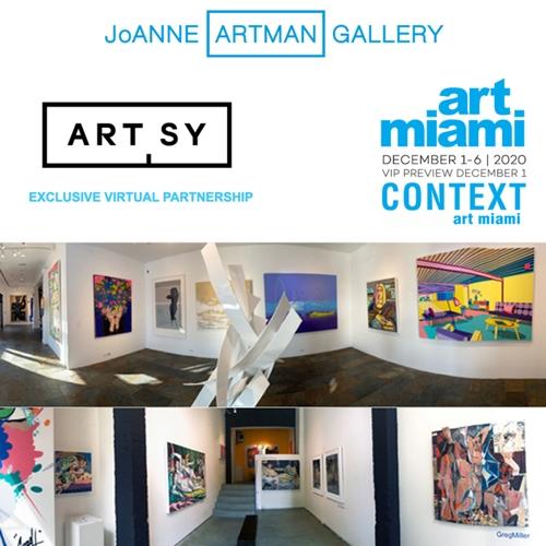 JoAnne Artman Gallery At 2020 Art Miami | CONTEXT + Artsy image