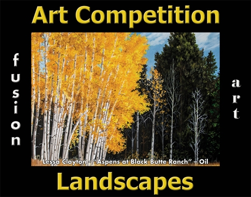 6th Annual Landscapes Art Competition image