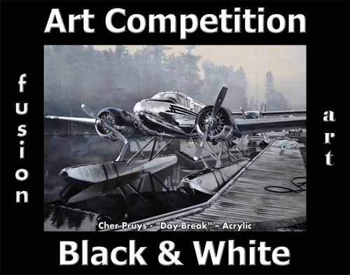 5th Annual Black & White Art Competition image