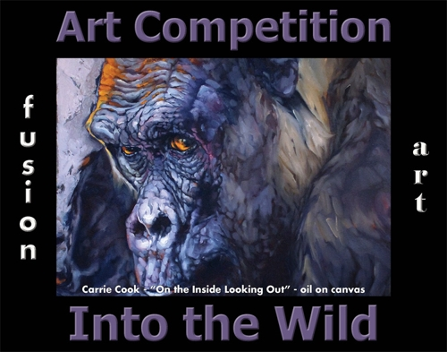 3rd Into the Wild Art Competition image