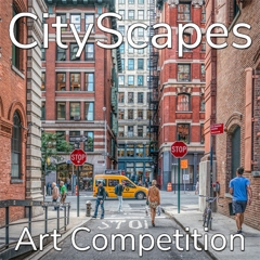 """11th Annual """"CityScapes"""" Online Art Competition image"""
